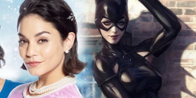 Here's What Vanessa Hudgens Could Look Like As Catwoman In ...