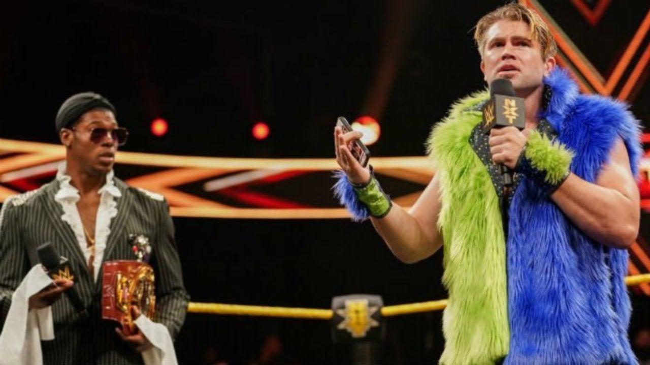 Resultado de imagen para Tyler Breeze NXT