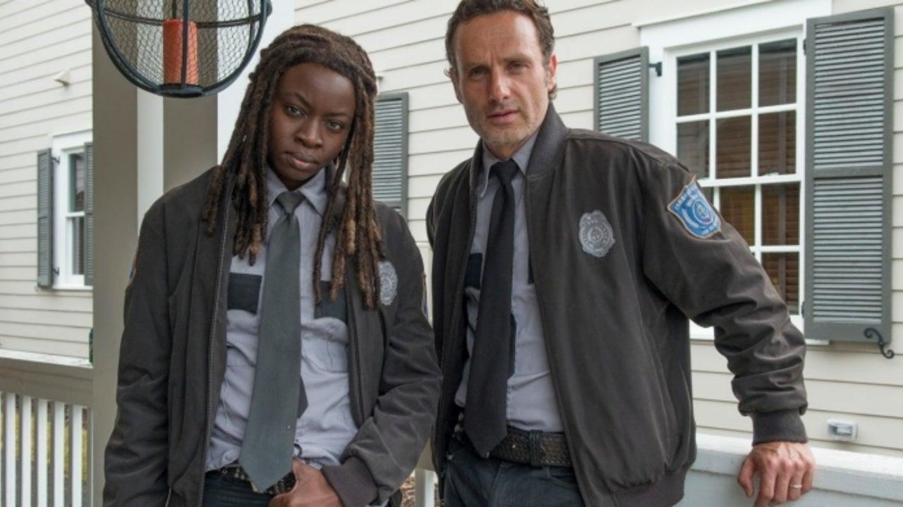 The Walking Dead's Danai Gurira Wants to Do a Buddy Cop Movie