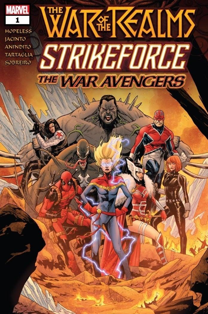 War Avengers 1