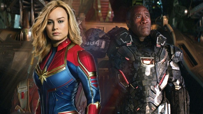 War-Machine-Don-Cheadle-Brie-Larson-Captain-Marvel-Avengers-Endgame