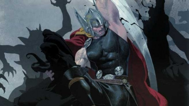 War of the Realms Summer Event - God of Thunder