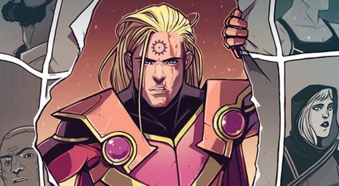Weekly Comic Reviews - Peter Cannon Thunderbolt #5