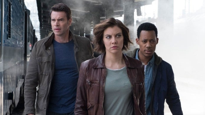 Whiskey Cavalier Lauren Cohan Tyler James Williams Scott Foley