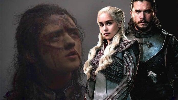 Will Arya Kill Daenerys Game of Thornes Ending