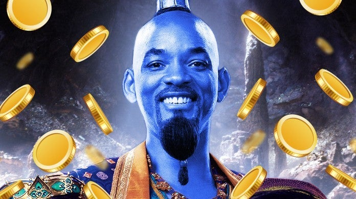 Will Smith Thanks Aladdin Fans Opening Weekend Box Office