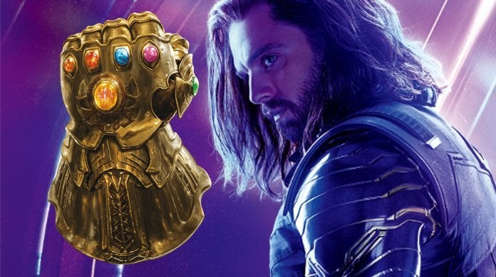 Winter Soldier Infinity Gauntlet