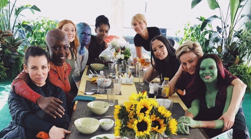 women of marvel endgame