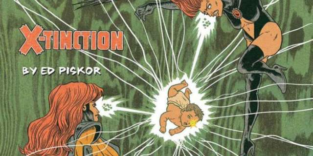 X-Men Grand Design X-Tinction #1 Review - Cover