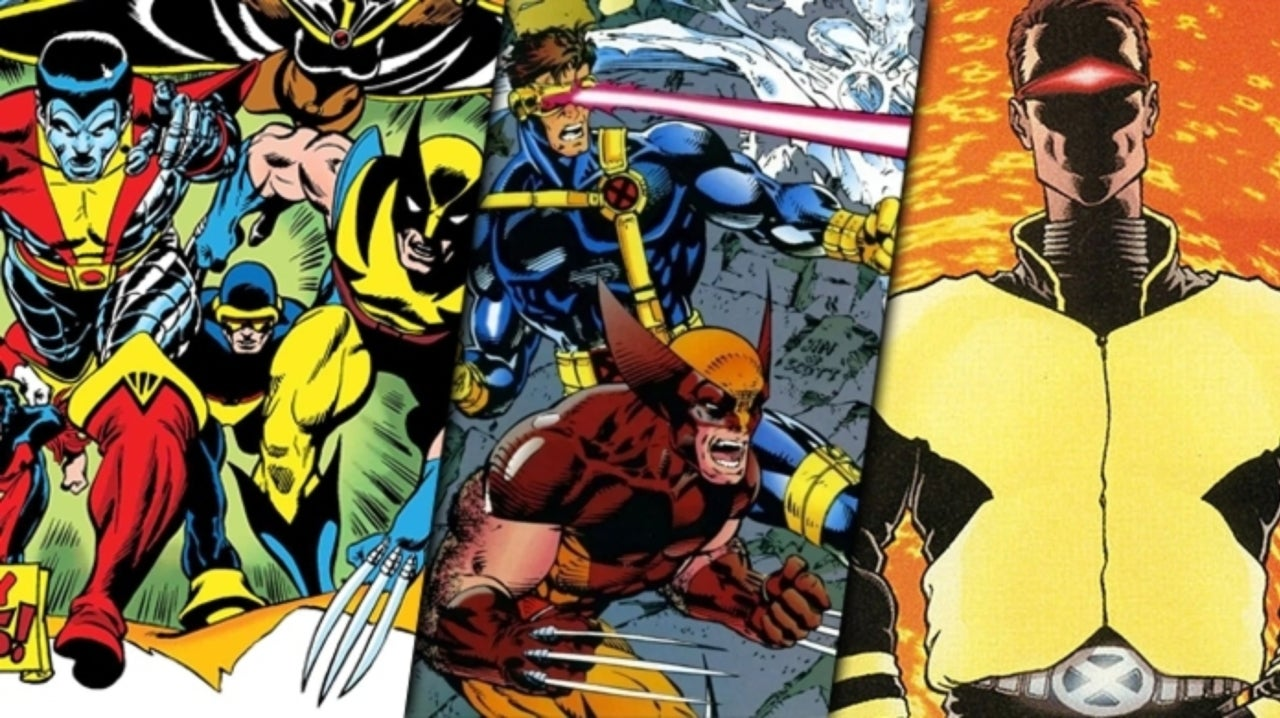 Marvel Launches X-Men: The Seminal Moments Series
