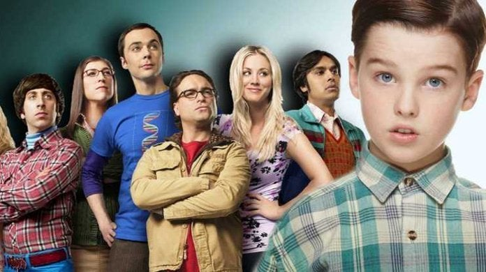 Young Sheldon Season 2 Finale Young Big Bang Theory Kids Crossover