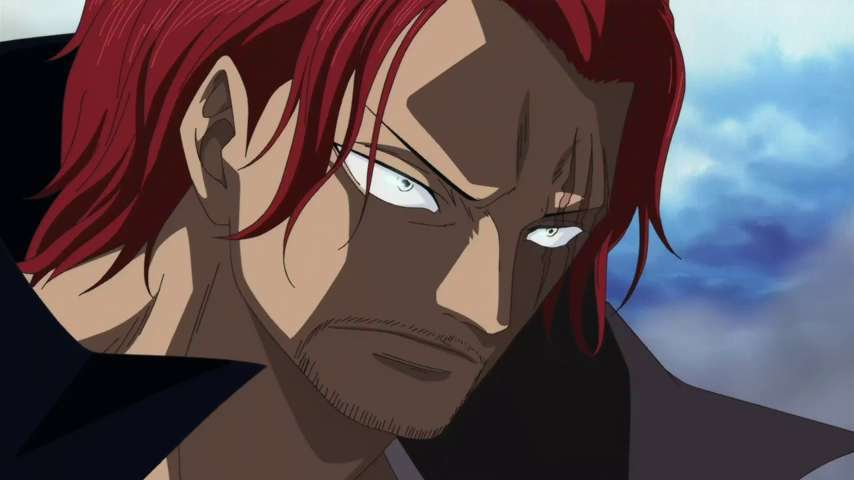 Red Hair Shanks