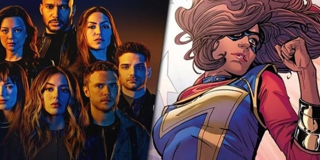 New Agents of SHIELD Character Has Fans Thinking Ms. Marvel Could Be on the Way