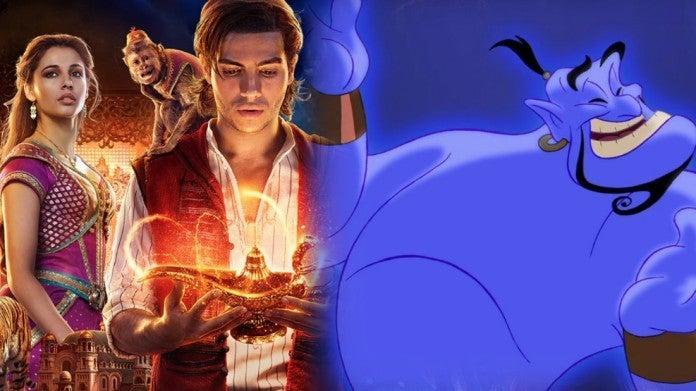 Aladdin 2019 Aladdin 1992 comicbookcom