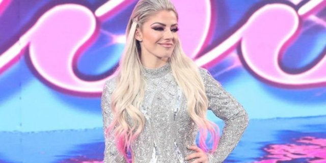 Watch: Alexa Bliss Explains the Rumors Surrounding Her Breast Implants