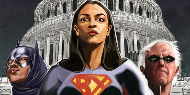 AOC Comic Creators Unveil New Cover Image After Getting