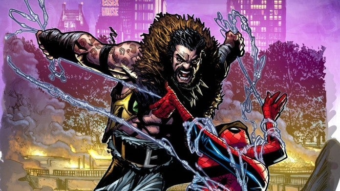 Amazing Spider-Man Kraven