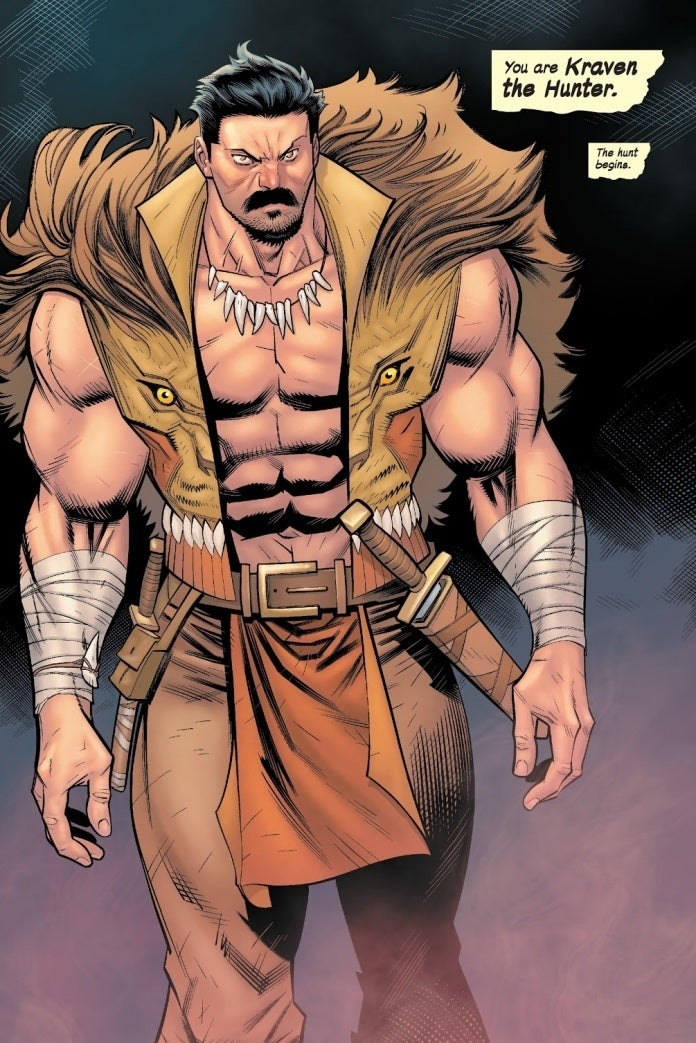 Amazing Spider-Man New Kraven the Hunter