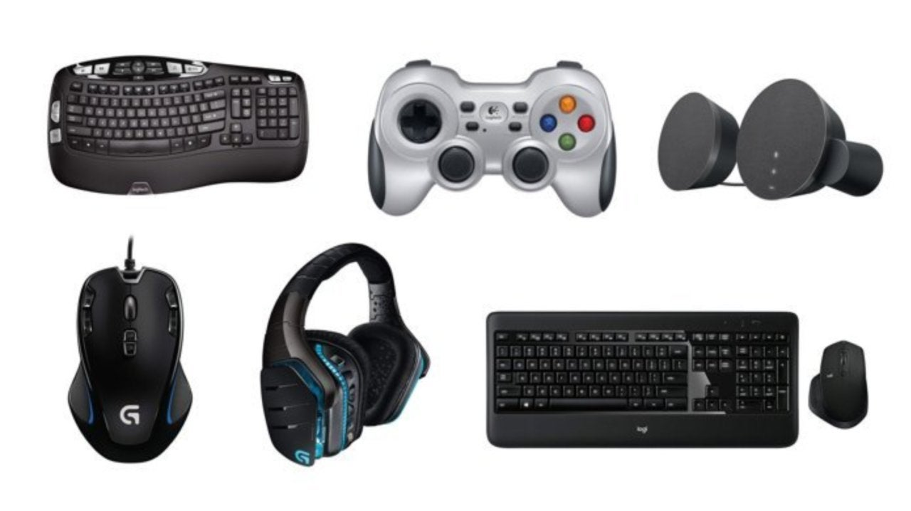 Amazon S One Day Logitech Pc Gaming Peripherals Sale Is On