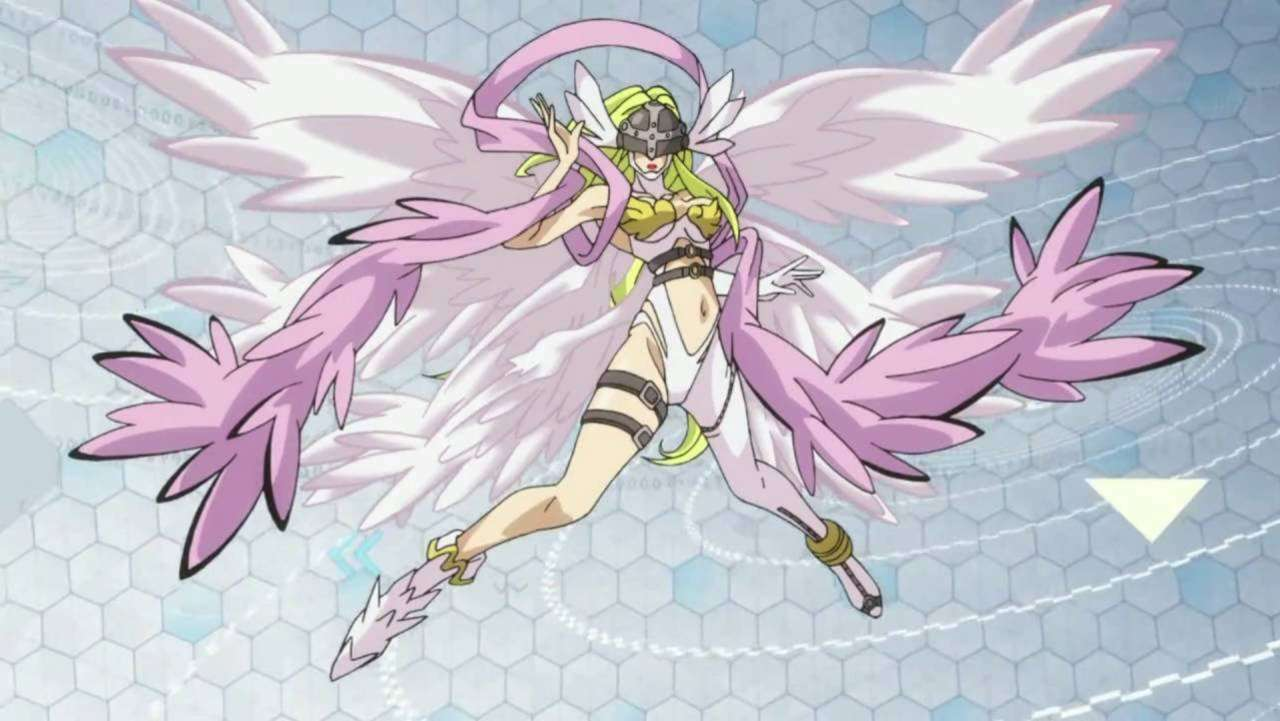Digimon Fan Wows With Serene Angewomon Cosplay