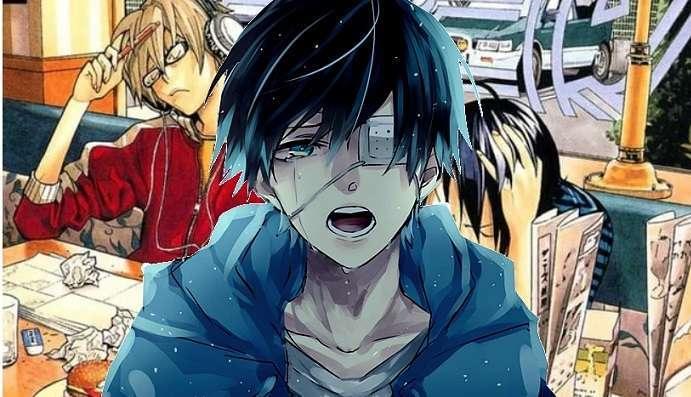 Anime Crisis
