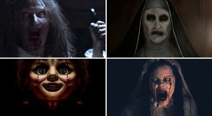 Annabelle 3 Comes Home Conjuring Universe Connections References