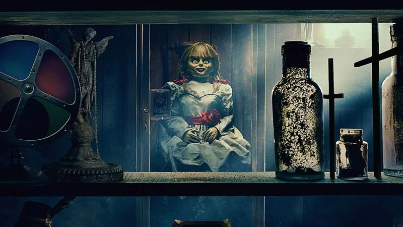Does Annabelle Comes Home Have a Post-Credits Scene?