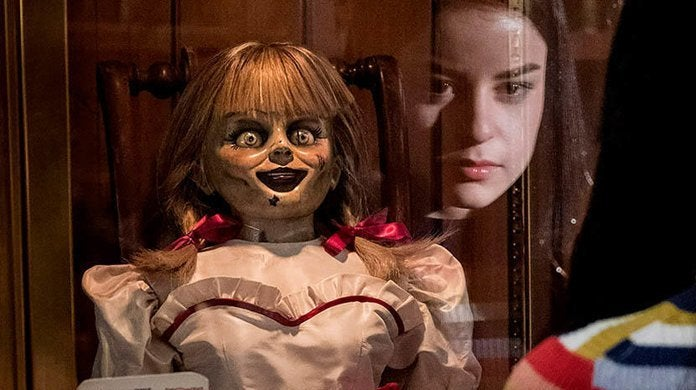 annabelle comes home movie 2019