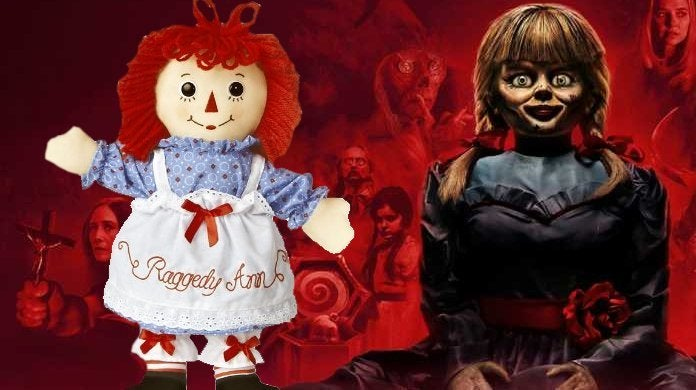 annabelle comes home real doll