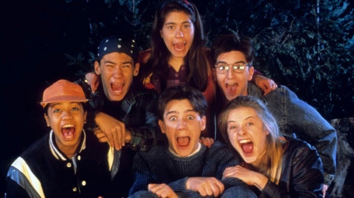 Are You Afraid of the Dark Nickelodeon Limited Series 2019 2020