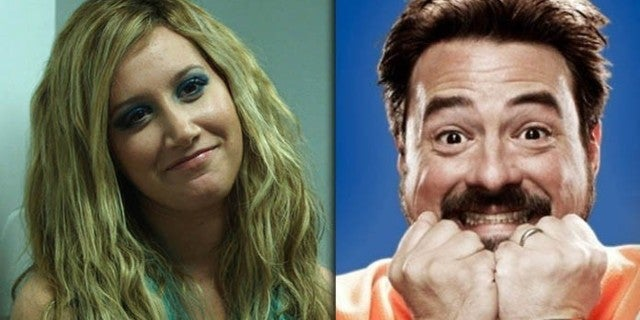 ashley tisdale kevin smith twitter