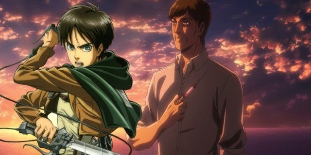 Attack on Titan Special Titans Hosts Memories Connection