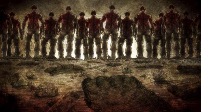 Attack on Titan Titans Origin Story Subjects Ymir Eldia Marley War