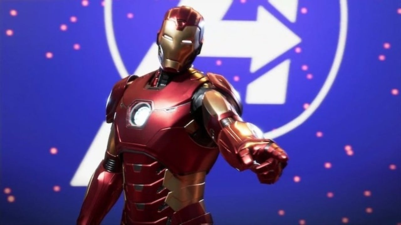 Marvel's Avengers Reveals New Iron Man and Captain America Suits