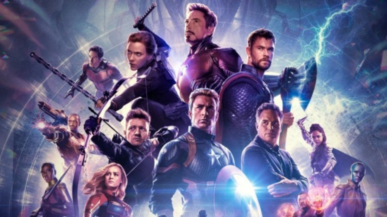 Marvel Fan Creates Graphic to Compare the Avengers' Screen Time in Endgame