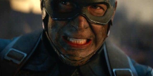 Avengers Endgame BTS Photo Chris Eveans Final Day On Set