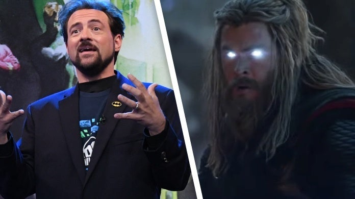 Kevin Smith Emailed Chris Hemsworth To Thank Him For Fat