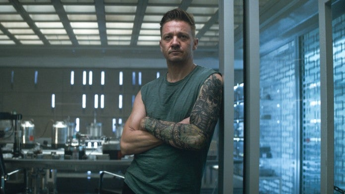 Avengers Endgame Hawkeye Jeremy Renner