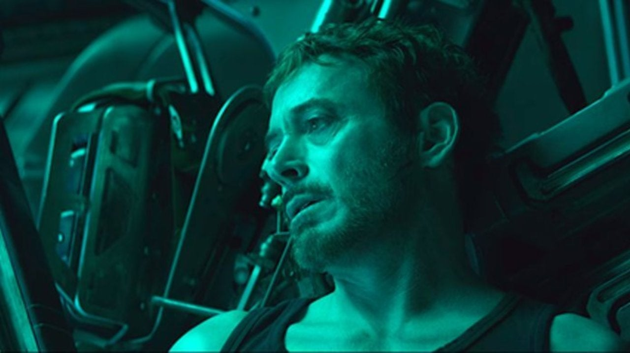 Avengers: Endgame's Robert Downey Jr. Improvised Tony Stark's Death Scene