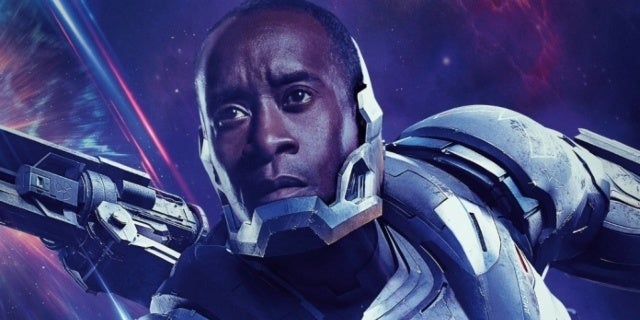 Avengers: Endgame Concept Artist Reveals New Look at War Machine's Cosmic Armor