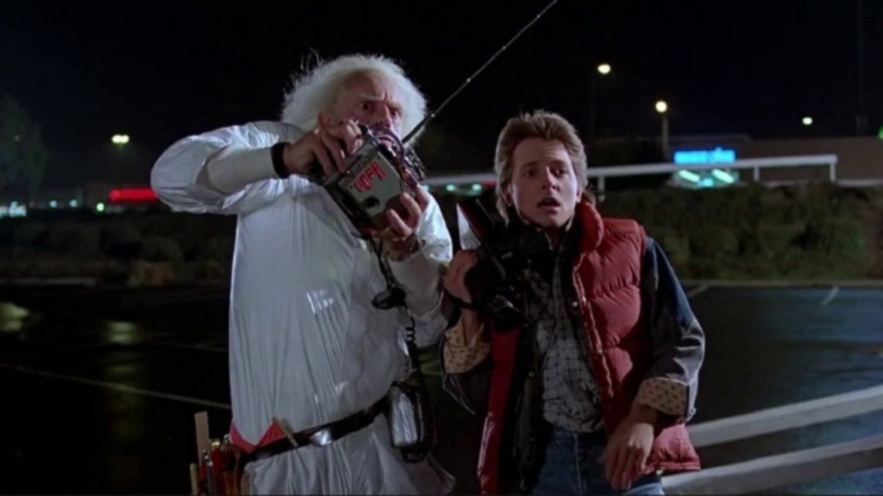 Christopher Lloyd Would Be Happy to Return for Back to the Future 4