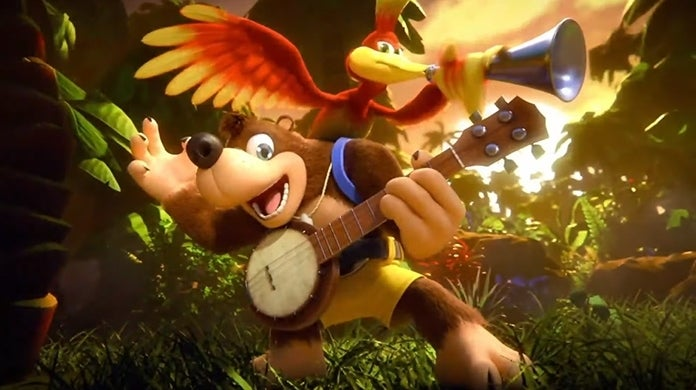 Banjo-Kazooie Super Smash Bros Ultimate