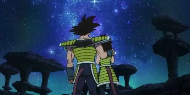 Dragon Ball Super: Broly Artwork Teases Scrapped 'Minus' Scene