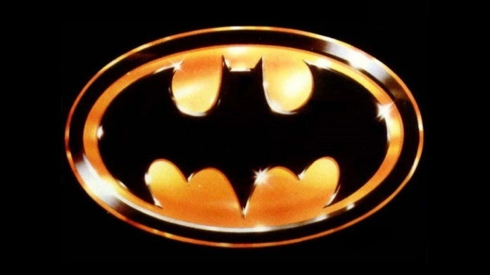 Batman 89 logo