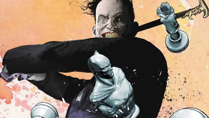 Batman Sales Figures - Cover