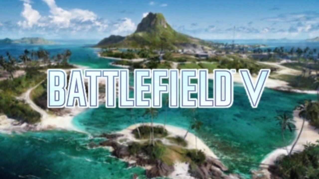 از بهروزرسان جديد بازي Battlefield V فردا رونمايي خواهد شد