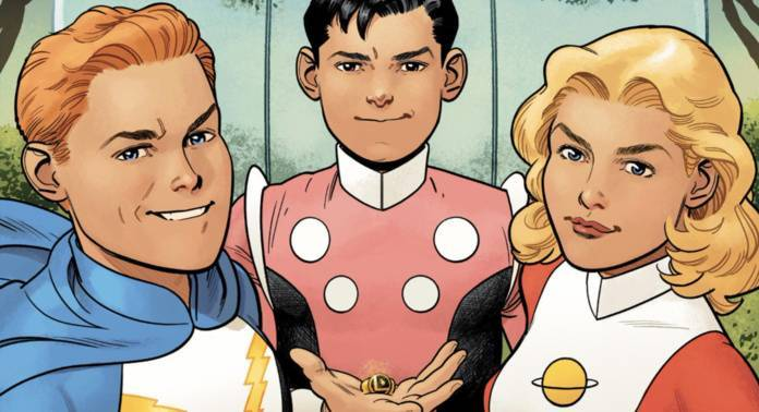 How the Legion of Super-Heroes Fits Into the Bendis Brand
