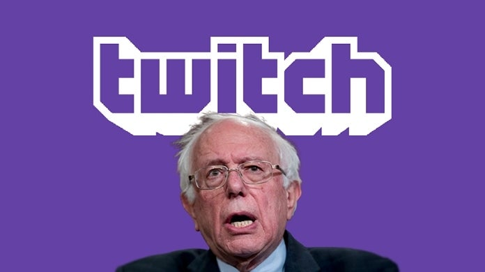 Bernie Sanders Twitch