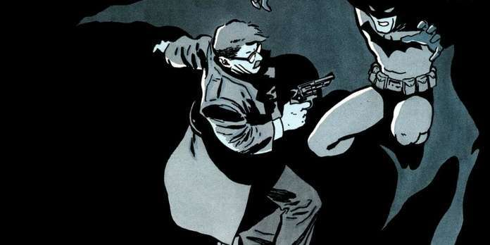 Best Superhero Origin Stories - Batman Year One