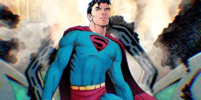 Best Superhero Origin Stories - Cover